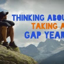 Is The Gap Year Dead?
